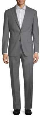 Michael Kors Slim-Fit Wool Suit