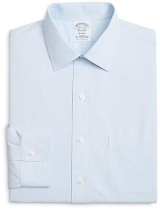 Brooks Brothers Micro Stripe Classic Fit Dress Shirt