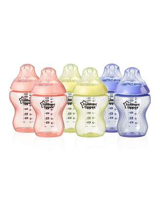 Tommee Tippee Colour My World 6 Bottle