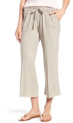 Women's Wit & Wisdom Drawstring Crop Sailor Pants $58 thestylecure.com