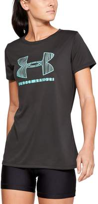 Under Armour Women's UA Tech Short Sleeve Graphic