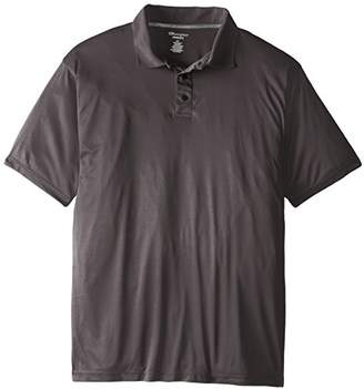 Champion Men's Big-Tall Powertrain Solid Polo Shirt