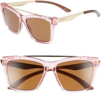 Smith The Runaround 55mm ChromaPop(TM) Polarized Sunglasses