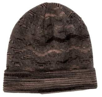 Missoni Kid Mohair-Blend Patterned Beanie w/ Tags multicolor Kid Mohair-Blend Patterned Beanie w/ Tags