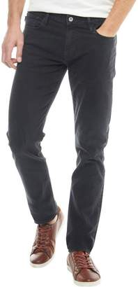 Armani Jeans Mens J06 Slim Fit Jeans Black