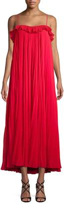 ADAM by Adam Lippes Women's Pleated Gown
