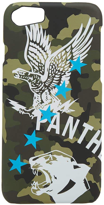 Sophnet. SOPHNET. Eagle Panther iPhone 8 Case