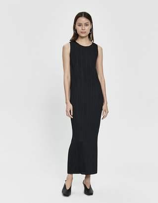 Pleats Please Issey Miyake Basics Long Dress