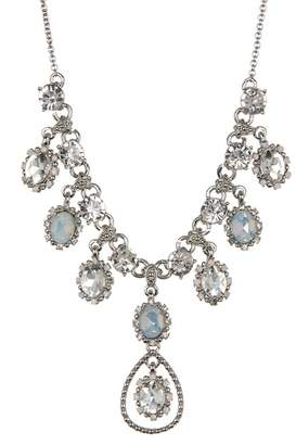 Marchesa Crystal Statement Necklace