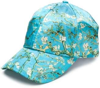 Vans X Van Gogh Museum blossom baseball cap