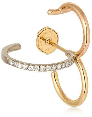 Charlotte Chesnais Clover Mono Earring
