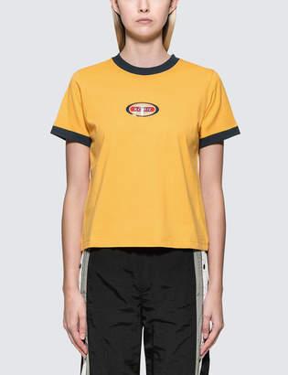 X-girl X Girl Oval Logo S/S Ringer T-Shirt