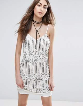 Raga Mystic Moon Embellished Dress