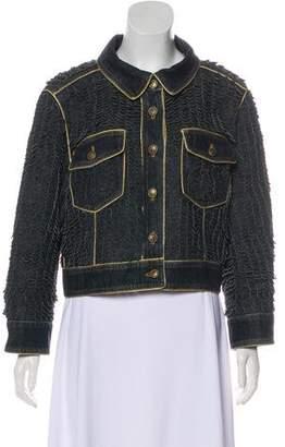 Chanel Paris-Dallas Denim Jacket