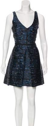 Proenza Schouler Jacquard Mini Dress w/ Tags