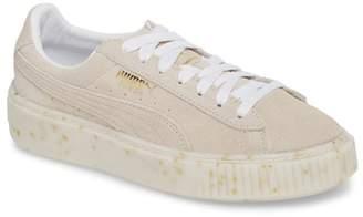 Puma Suede Platform Sneaker