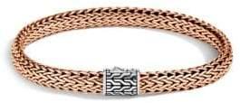 John Hardy Sterling Silver Classic Bracelet