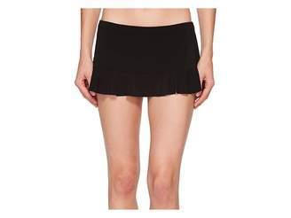 Robin Piccone Lina Ruffle Skirted Bikini Bottom