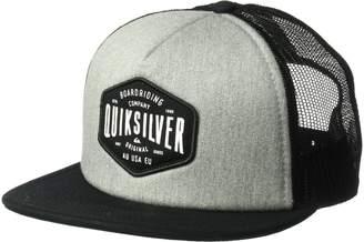 fdebf520 at Amazon Canada · Quiksilver Young Men's Brain Gainer Trucker Hat Hat