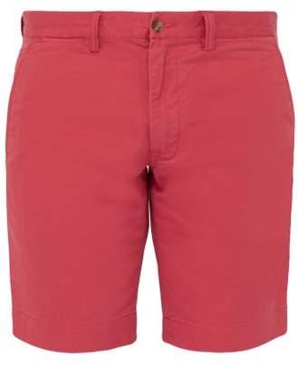 Polo Ralph Lauren Classic Stretch Cotton Twill Chino Shorts - Mens - Coral