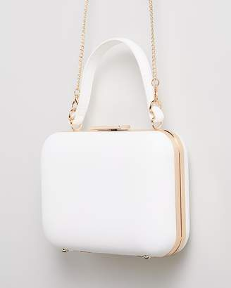 Olga Berg Ruby Top Handle Cross-Body Bag