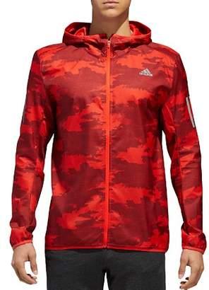 adidas Badge of Sport Response Camouflage Jacket