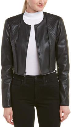 BCBGMAXAZRIA Quilted Jacket