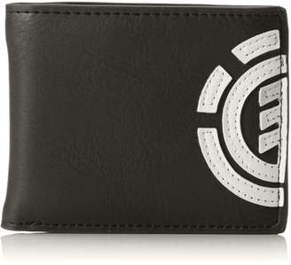 Element Wallet with CC, Note and Coin Pockets ~ Daily Flint