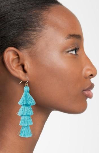 Women's Baublebar Gabriela Fringe Earrings 2