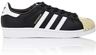 adidas Women's Superstar 80s Leather Sneakers $100 thestylecure.com