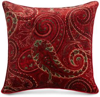 Etro Harnes Paisley Cushion (45cm x 45cm)