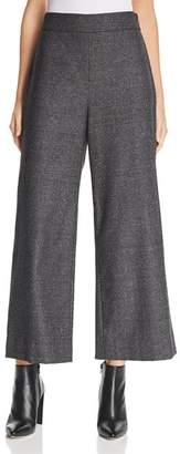 Rebecca Taylor Herringbone Cropped Pants