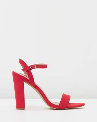 ICONIC EXCLUSIVE - Savannah Heels