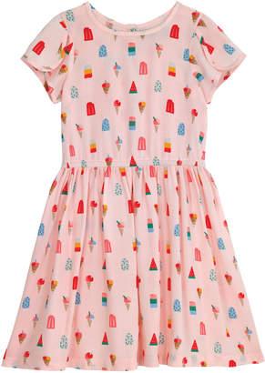 Cath Kidston Lollies Kids Petal Sleeve Dress