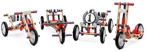 Moov Build It Yourself Vehicle Kit