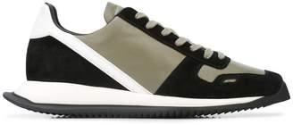 Rick Owens RU18F1811LCOM12 GREY BLACK Furs & Skins->Calf Leather