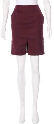Trina Turk Knit Pencil Skirt w/ Tags