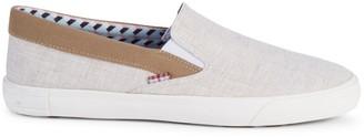 Ben Sherman Percy Textured Sneakers