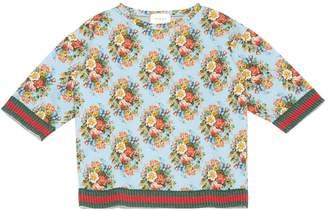 Gucci Multicolour Cotton Knitwear