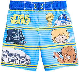 63b5ed4f2f Star Wars Dreamwave Toddler Boys Swim Trunks