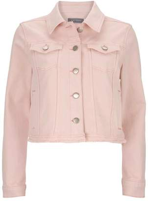 Mint Velvet Apricot Denim Western Jacket