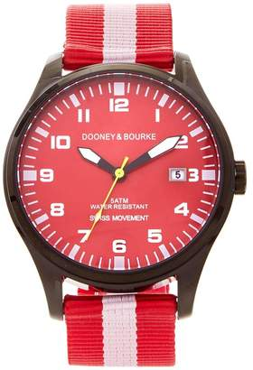 Dooney & Bourke Watches Atlantic Stripe Watch