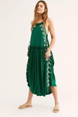 Bali Wildfire Dress