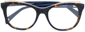Balmain metal insert detail glasses