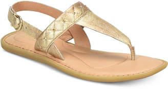 Børn Garren Flat Sandals Women's Shoes