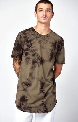 adidas Pacsun Flip Washed Scallop T-Shirt