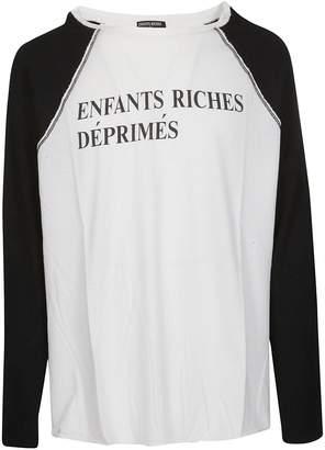Enfants Riches Deprimes Enfant Riche Déprimé Printed T-shirt