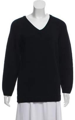 Maison Margiela Vintage V-Neck Sweater