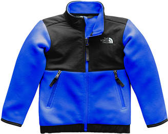 The North Face Denali Two-Tone Fleece Jacket, Size 2-4T