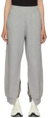 Maison Margiela Grey Slit Sweatpants